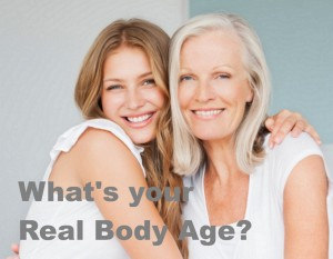 What's your real body age
