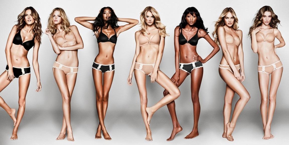 Victoria Secret Pink Model